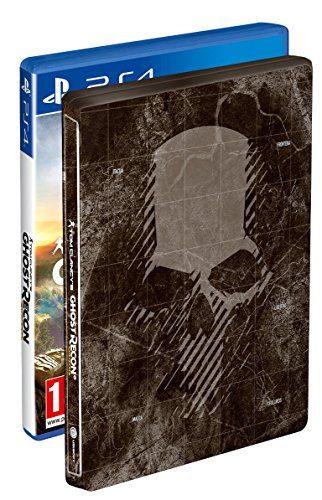 Tom Clancy's Ghost Recon Wildlands - Steelbook Edition (exkl. bei Amazon.de) - [AT-PEGI] - [PS4]