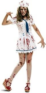 My Other Me - Disfraz de marinera zombie chica, para adultos ...