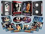 Perseguido BD 1987 The Running Man + DVD Extras VHS Retro + 8 Postales Edición...