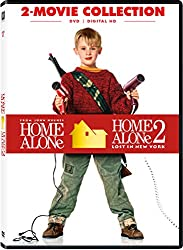 Home Alone 1 and 2 on Amazon. Disney Christmas Movies to Watch.