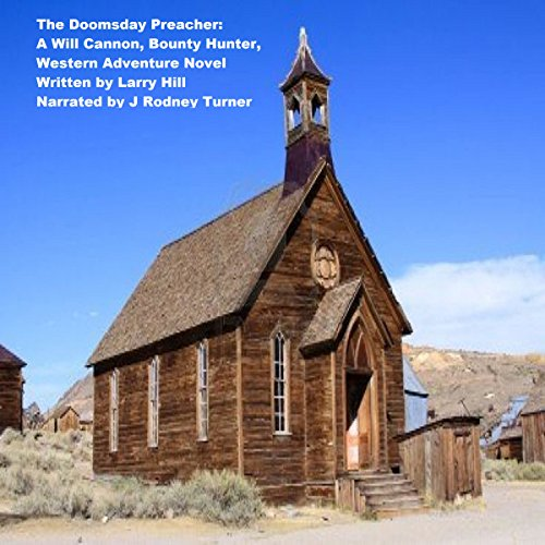 The Doomsday Preacher audiobook cover art