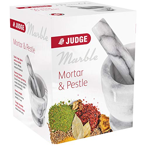 Judge Marble Pestle and Mortar 10cm