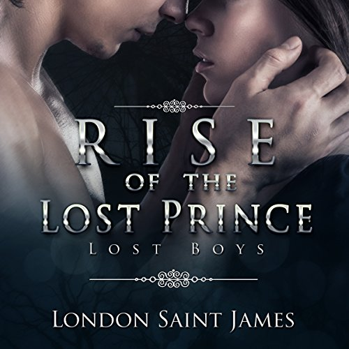 Rise of the Lost Prince  audiobook cover art