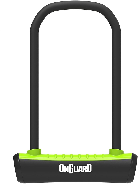 Onguard Neon 8153 ULock Standard Shackle, Green, 4.5 x 9