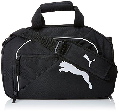 PUMA Team Medical Bag Tasche, Black-White, 36 x 27.5 x 23 cm