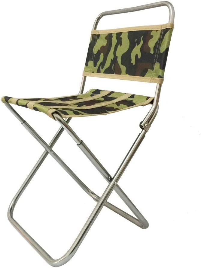 KIOXFS Popular product Outdoor Folding Chair Popular brand in the world Camping Fol Barbecue Stool Aluminum