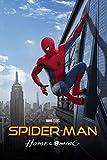 Adultos Rompecabezas De 1000 Piezas Carteles De Películas De Spider-Man: Homecoming Juguete...