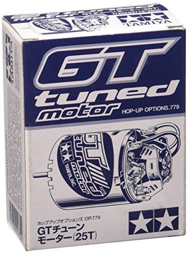 Tamiya 300053779 - Motore Elettrico GT-Tuned, 25 Giri