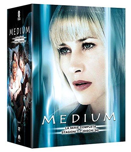 Medium - Collezione Completa Stagioni 1-7 (Box Set) (34 DVD)