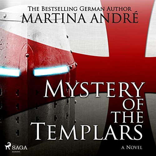 Mystery of the Templars audiobook cover art