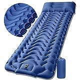 Best Backpacking Sleeping Pads - Camping Sleeping Pad - Mat, Waterproof Sleeping Pad Review