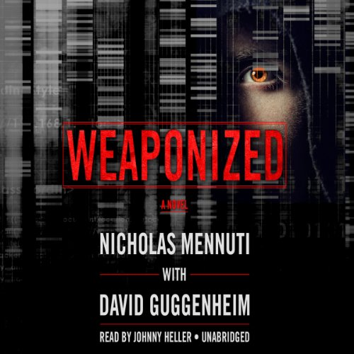 Weaponized audiobook cover art