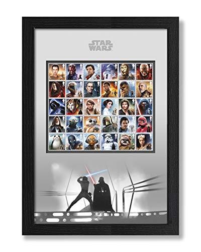 Star Wars Stempel-Set, gerahmt