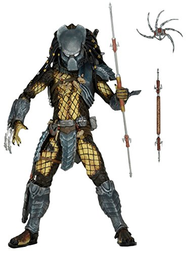 NECA Predator Series 15 Ancient Warrior Action Figure, 7