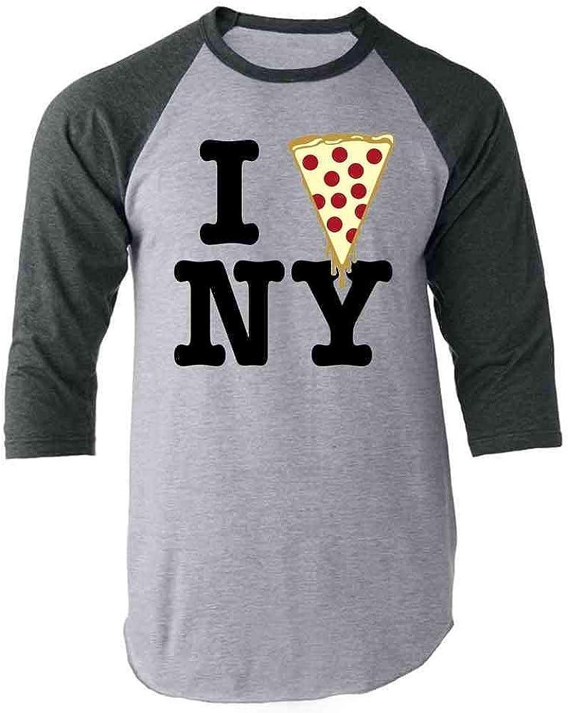I Pizza New York Funny Slice Graphic Love NYC