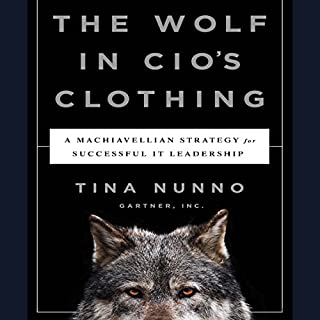 The Wolf in CIO's Clothing audiobook cover art