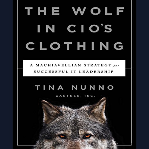 The Wolf in CIO's Clothing cover art
