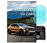 Mercedes-Benz Navigation SD Card | Garmin Pilot A2189063003 | Map Update 2018 | 010-12653-0B | for GLA, GLC, SLC, E, C, B