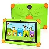 Tablet per Bambini Android 10.0 con WiFi 7 Pollici, 32GB ROM 3GB RAM, 1024 * 600 IPS Certificato da...