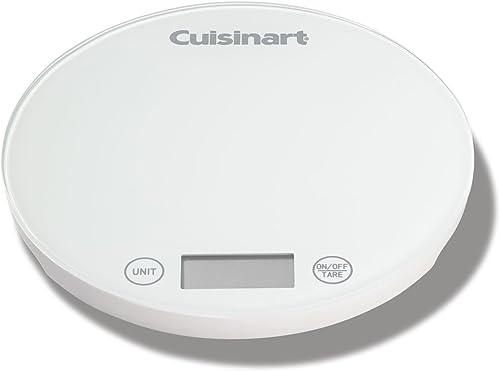 lowest Cuisinart popular KFS-1W DigiPad Digital Kitchen Scale, new arrival White sale