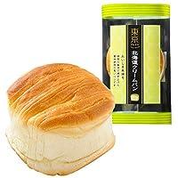 東京ブレッド 天然酵母パン  (北海道クリームパン)【入り数3】