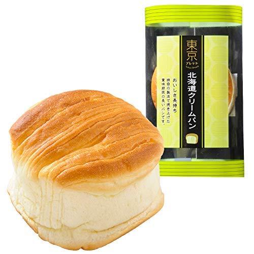東京ブレッド 天然酵母パン  (北海道クリームパン)【入り数2】