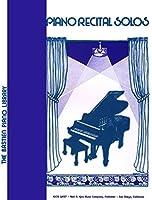 WP66 ピアノ リサイタルソロ レベル2 (英語版) (The Bastien Piano Library)