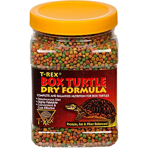 T-Rex Box Turtle Dry Formula, 16 OZ