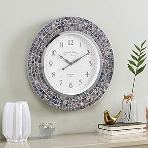 51rj6tR7rQL._SS300_ Coastal Wall Clocks & Beach Wall Clocks