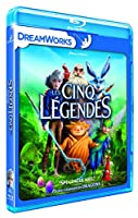 Les Cinq légendes [Blu-ray]