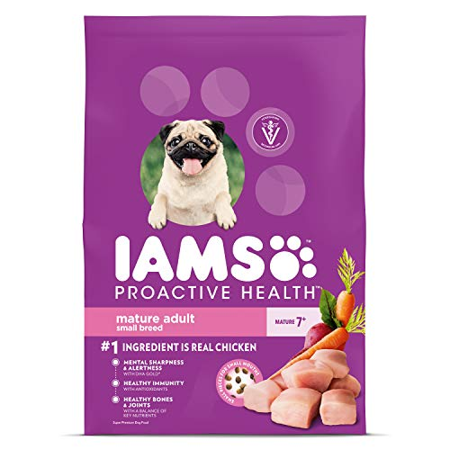 Iams Proactive Health Small & Toy Breed Senior dog food