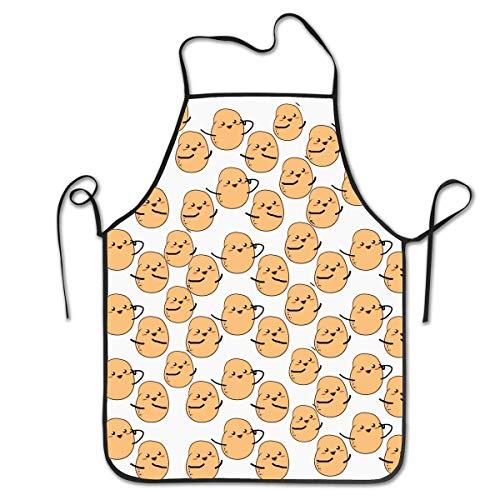 Sweet grape Space Cat-1 (2) Delantal novedoso para cocina, barbacoa, barbacoa, jardinería, duradero y gran regalo uniforme código traje para hombres y mujeres diseño creativo babero