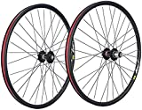 YSHUAI Juego de ruedas para bicicleta MTB 26/27.5/29 pulgadas, llanta de ciclismo 559, freno de...
