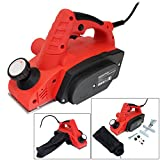 Voche® 900W Electric Power Plane Wood Planer with Parallel & Rebate...