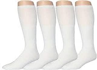 Men's Big & Tall Sports Tube Socks 3/6/12 Pack