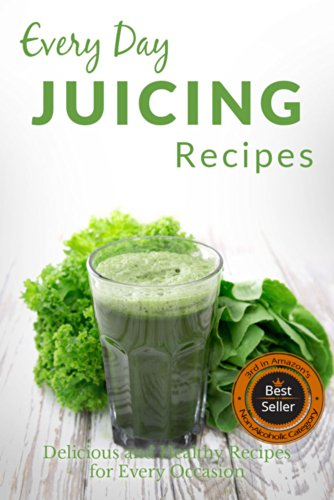Juicing Recipes Making Breakfast Lunch Or Dinner Has Never Been Faster Everyday Recipes Ebook Richoux Ranae Amazon Co Uk Kindle Store