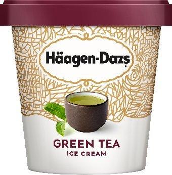 Haagen-Dazs, Green Tea Ice Cream, Pint (8 Count)