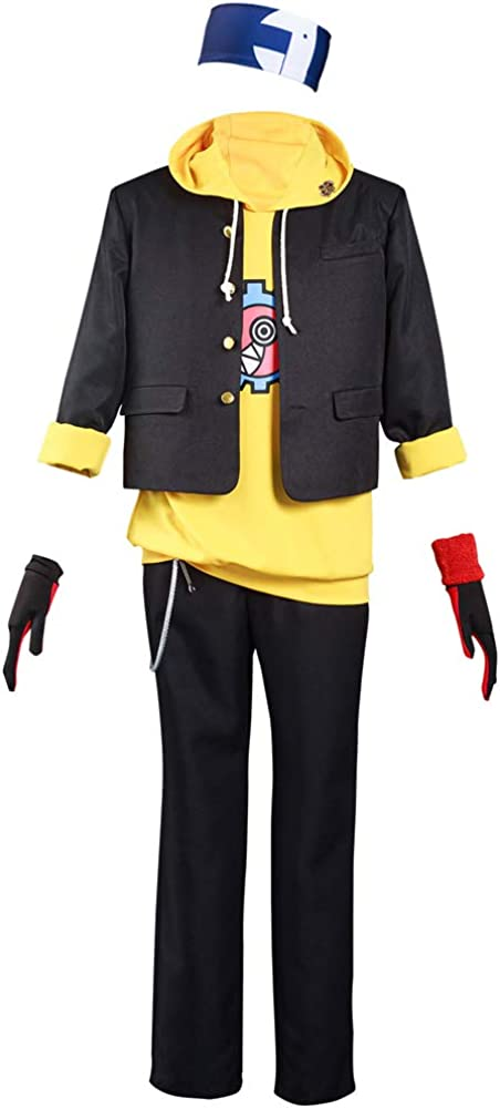 Keppler Reki Cosplay Max 72% OFF Sk8 Attention brand the Access Costume Infinity Outfit with