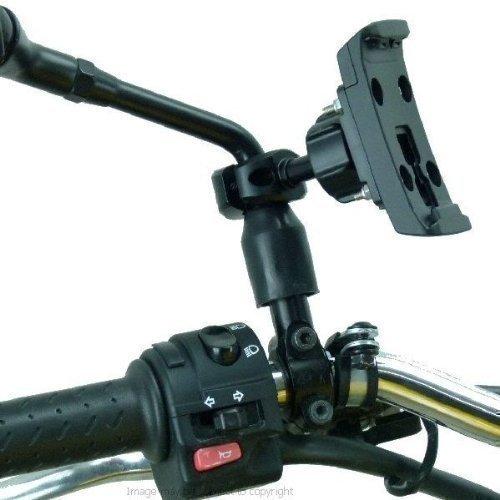 Fahrradhalterung für Motorrad-Rückspiegel für GPS Garmin Zumo 340LM/350lm/390LM