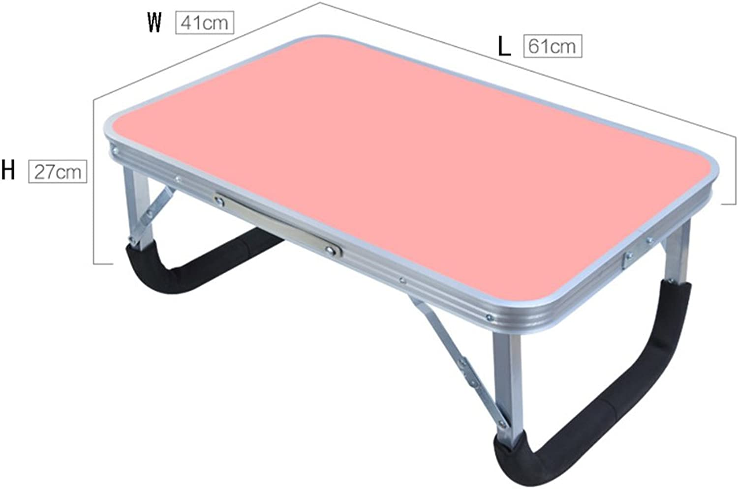 XUERUI Folding Tables Folding Computer Desk Simple Desk Desk Bedroom Small Desk Simple Student Dorm Bed Table