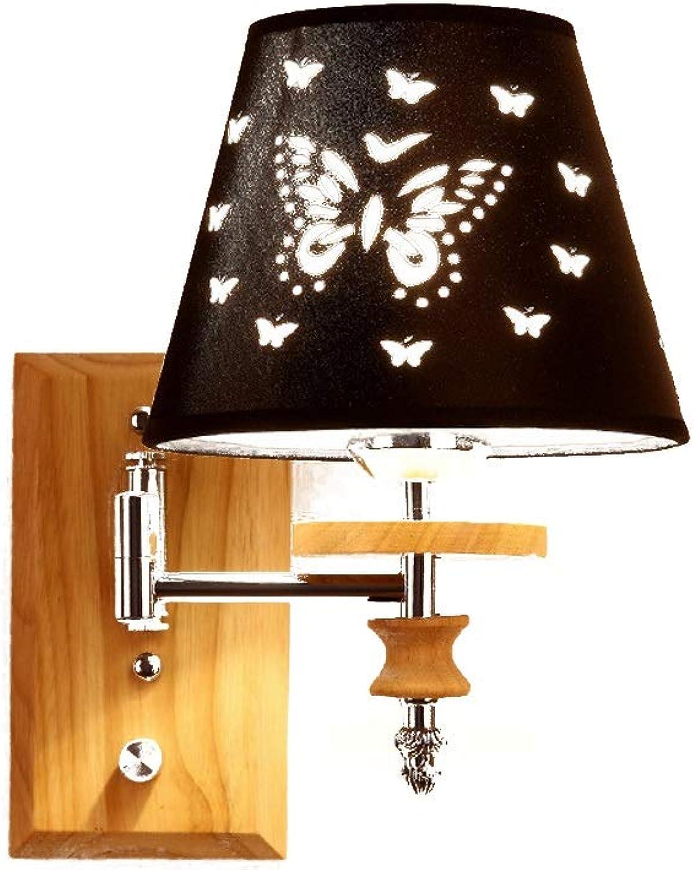 Einfache Wandleuchte Moderne Nacht Schlafzimmer Lampe Wohnzimmer Esszimmer Wand Beleuchtung Wandleuchte Halterung Lichter