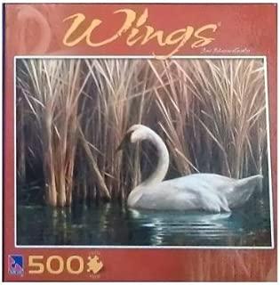 Joni Johnson-Godsy Wings 500pc Puzzle: The Swan