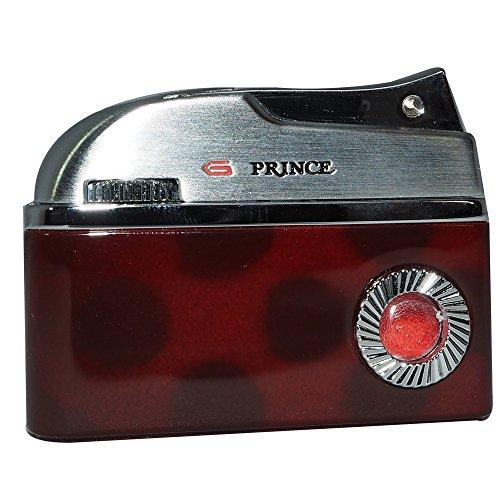 PRINCE プリンス ガスライター ドルフィン ラッカーマーブル