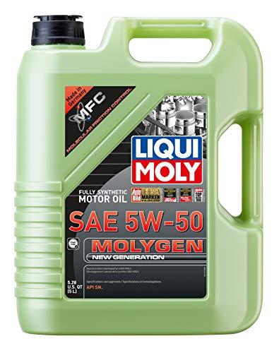 Liqui Moly Molygen New Generation 5W-50