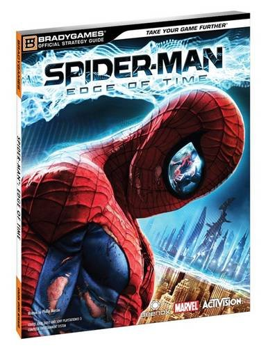 Spider-Man Edge of Time Official Strategy Guide