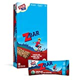 CLIF KID ZBAR - Organic Granola Bars - Chocolate Peanut Butter Brownie - (1.27 Ounce Energy Bars, Kids Snacks, 18 Count)
