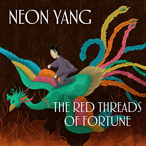 The Red Threads of Fortune cover art