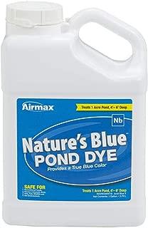 Airmax Nature's Blue Pond Dye, 1 gal