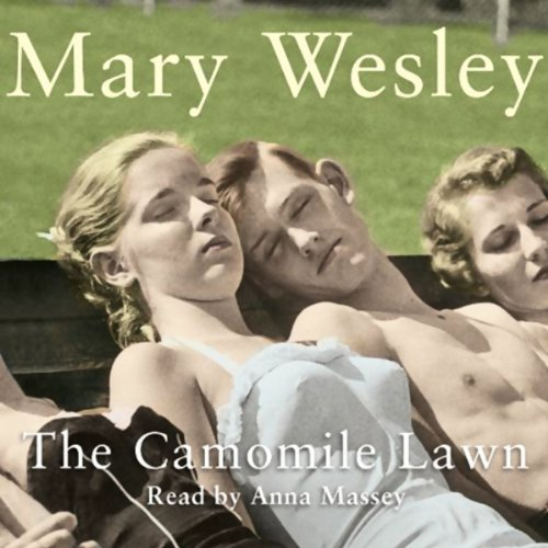 The Camomile Lawn audiobook cover art