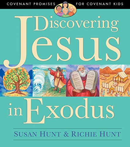 Discovering Jesus in Exodus